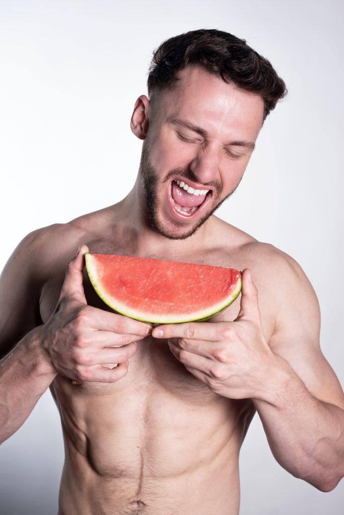 Mužský portrét